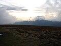 Sundown over Whernside - geograph.org.uk - 584818.jpg