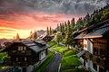 Sunrise in Carinthia - Flickr - Bernd Thaller.jpg