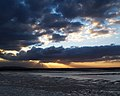 Sunset over the Severn Estuary. - geograph.org.uk - 538795.jpg