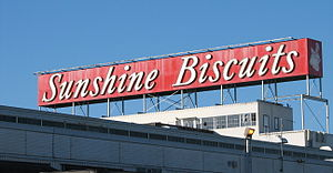 Sunshine Biscuits - Site of former Sunshine Biscuits bakery, located in Oakland, California