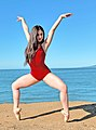 Sutro baths ballerina, san francisco (2012) (6728361251).jpg