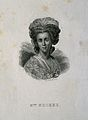 Suzanne Necker (Curchod). Line engraving by Blanchard. Wellcome V0004237.jpg