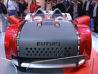 Suzuki Hayabusa - Suzuki GSX-R/4