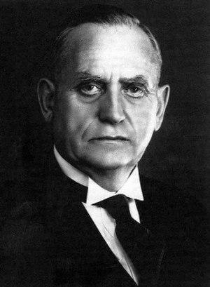 1952 in Iceland - Sveinn Björnsson