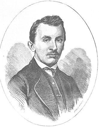 Svetozar Marković - Portrait of Svetozar Marković
