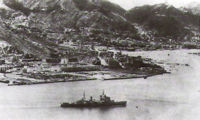 Swiftsure 1945
