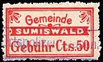 Switzerland Sumiswald 1902 revenue 50c 5.jpg