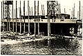 Sydney ferry KOOROONGABA under construction Newcastle State Dockyard 1921.jpg