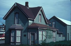 Augusta Tabor - Augusta and Horace Tabor's house in Leadville