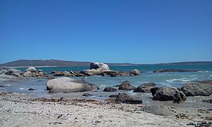 Saldanha Bay - Image: TF.Langebaan