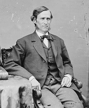 Thomas F. Bayard - Bayard in about 1870