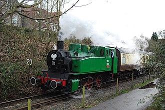 Avon Valley Railway - Image: T Kh 4015 (8361390031)