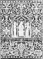 Tabernacle veil of Kenmare Lace 1911 – National museum.jpg