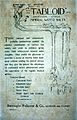 Tabloid mineral water salts, advertisement Wellcome L0032241.jpg