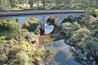 Bargo railway viaduct