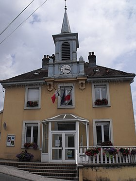 Mairie de Taillecourt.
