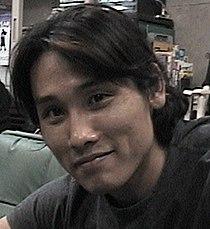 Tak Sakaguchi in 2001.JPG