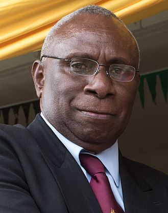 President of Vanuatu - Image: Tallis Obed Moses 2017
