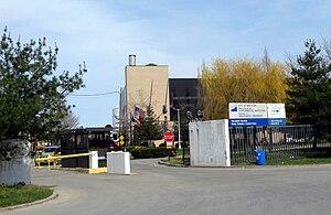 New York City Department of Environmental Protection - Tallman Island plant