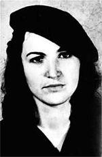 Tamara Bunke (aka