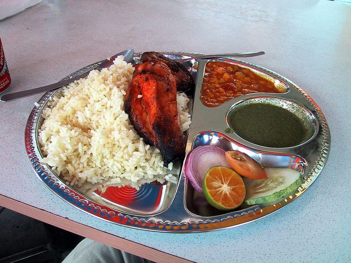 Gastronomía de India - Wikipedia, la enciclopedia libre