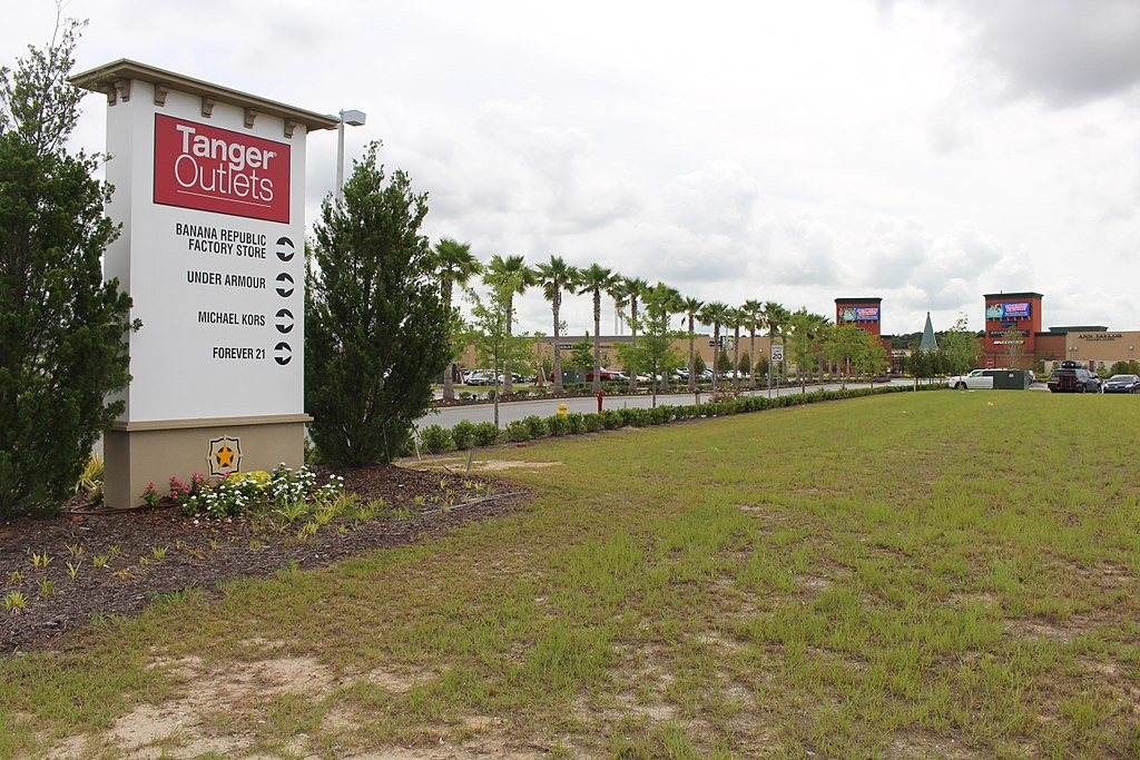 Tanger Outlet In South Carolina By Myrtle Beach
