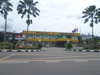 Tangkak District - Tangkak District Council