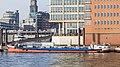 Tankschiff Odin I (ENI 04801600 ), Kehrwiederspitze, Sandtorkai, Hamburg-4972.jpg