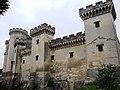 Tarascon (Bouches-du-Rhône, Fr) le château.JPG
