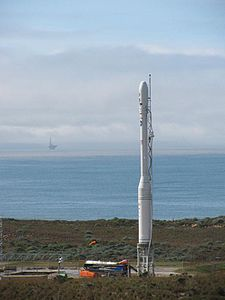 Taurus with Glory on launch stool at VAFB 576-E.jpg