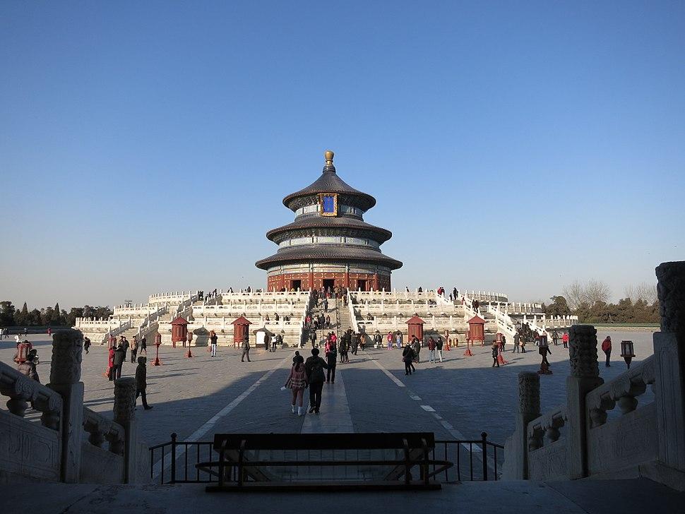 Temple of Heaven (Tiantan Park) (11524112715)
