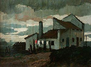 Jan Cornelis Hofman - Image: Temps Gris