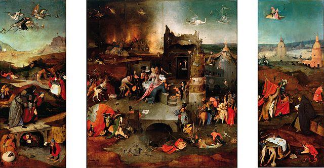 Tentações de Santo Antão - Domingo com Limonada