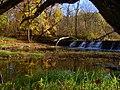 Ten Mile Creek waterfalls.jpg