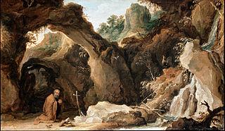 Saint Peter in Penitence