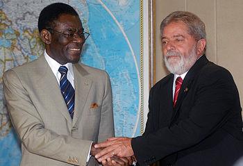 Teodoro Obiang with Lula da Silva%2C 1650FRP051
