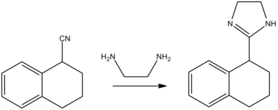 Tetrahydrozoline synthesis.png