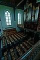 Texel - Den Hoorn - Protestant Church - North Wall - View from the Gallery - de Kraak.jpg
