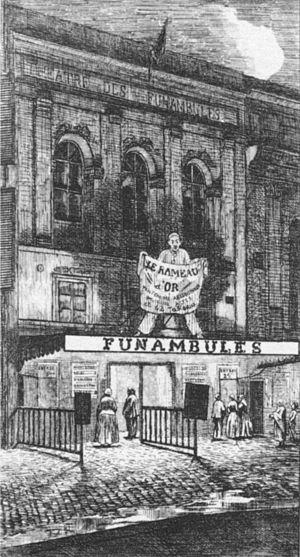 Théâtre des Funambules - Théâtre des Funambules (c. 1862)