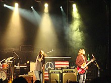 The Black Crowes leta 2009