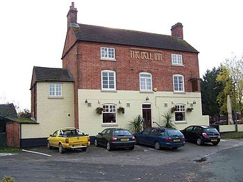 English: The Bell Inn, Anslow