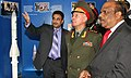 The Chief of General Staff of the Russian Armed Forces, General Nikolay Makarov visited the Brahmos Campus, in New Delhi on December 08, 2010.jpg