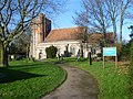 The Church of St Peter and St Paul, Ash (geograph 3300757).jpg