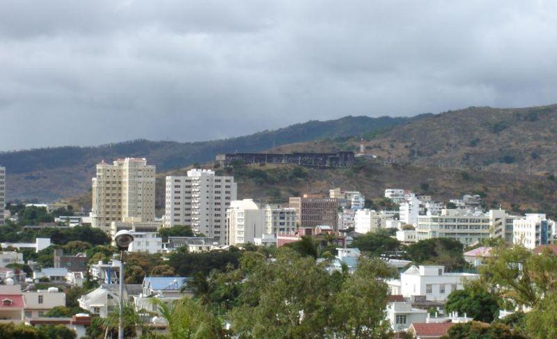 File:The Citadel of Port Louis.JPG