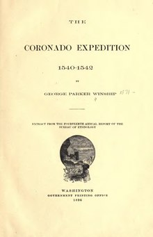 The Coronado expedition, 1540-1542.djvu