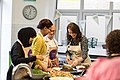 The Duke and Duchess Cambridge at Commonwealth Big Lunch on 22 March 2018 - 046.jpg