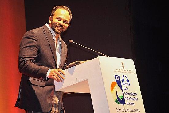 The Film Director, Shri Rohit Shetty addressing at the closing ceremony of the 44th International Film Festival of India (IFFI-2013), at Panaji, Goa on November 30, 2013.jpg