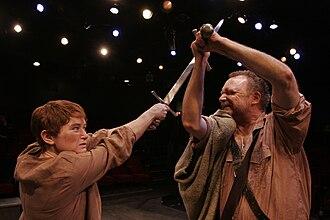 Barksdale Theatre - The Lark, Spring 2006