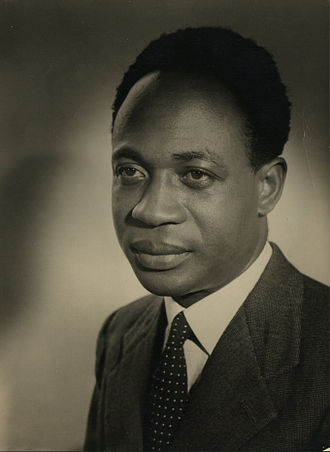 Pan-Africanism - Kwame Nkrumah, an icon of Pan-Africanism