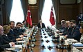 The OSCE PA delegation meets with Turkish President Recep Tayyip Erdogan, Ankara, 16 August 2016 (29028478056).jpg